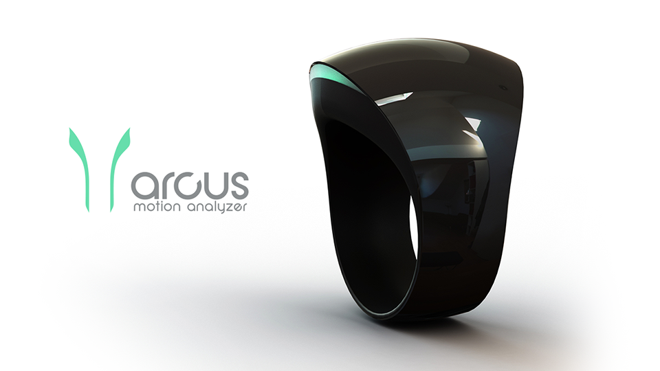 Arcus, the smart ring