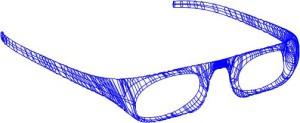 Glasses-model